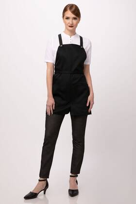 Largo Short Bib Apron
