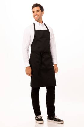 Bib Apron without...